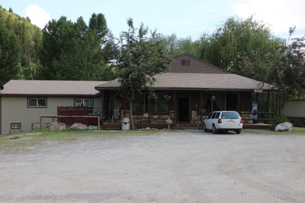 Preston Idaho Vacation Cabin Rental