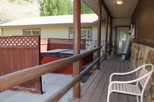 Vacation Cabin Rentals in Idaho