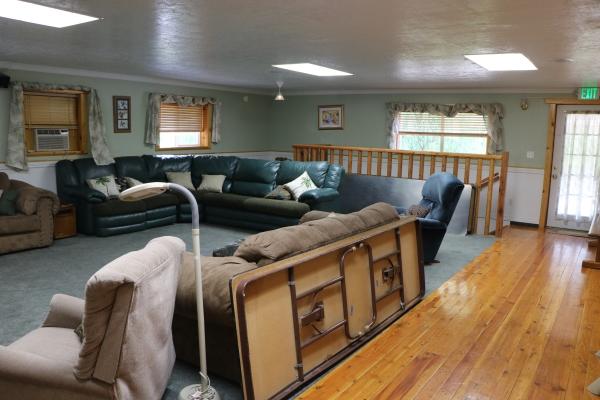 Family Cabin Rentals in Preston Idaho